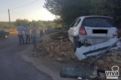 Incidente sulla Corato-Castel del Monte. 8 feriti, 4 sono di Terlizzi