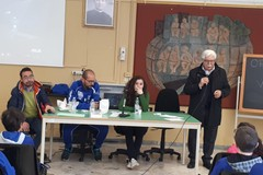 Luca Mazzone presenta il laboratorio sportivo di Pittò presso la Don Bosco