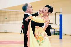 Rosa e Giuseppe, primi in Calabria nella gara nazionale di danza
