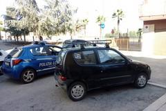 Fiat Seicento rubata ritrovata a Terlizzi