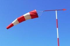 Aggiornamento meteo: allerta arancione della Protezione Civile per il vento forte