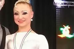 Roberta Angarano convocata nella nazionale di danza per il World Championship Show Dance