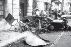 Libera non dimentica l'autobomba del 7 maggio 1993