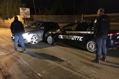 Auto rubata, ladri speronano la pattuglia della Metronotte