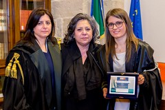 """Simona Aduasio, ha vinto il concorso  """"Antonio Grieco...In memoriam"""""""
