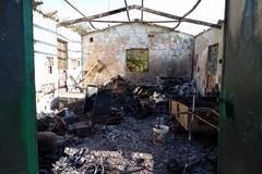 Incendio nell'azienda avicola Lusito: s'indaga per dolo