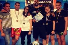 Kick Boxing, una vittoria dedicata ad Antonio Grieco