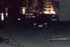 Black-out a Terlizzi, i quartieri del centro al buio. Le foto.