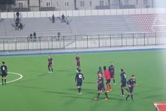 Occasione persa per il Terlizzi Calcio: solo 1-1 contro la Molfetta Sportiva