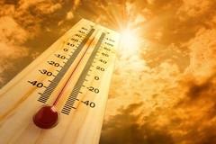 Picco di calore su Terlizzi: domenica con 38° sul termometro