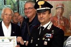 Capitano Ingrosso cittadino onorario di Cercola