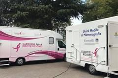 Screening gratuiti in piazza: venerdì inaugura La Carovana della Prevenzione