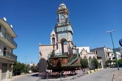 Il Comitato Festa Maggiore ha consegnato il Carro Trionfale al Comune di Terlizzi