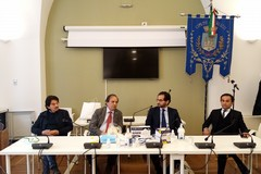 Marcello Gemmato ha donato mascherine ai medici di Terlizzi (FOTO)