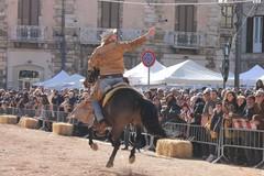 Corsa all'anello: vince Walter De Nicolo / TUTTE LE FOTO