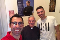 """Don Luigi Amendolagine presidente dell'associazione """"Il Cammino di don Tonino"""""""