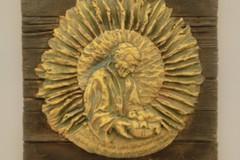 Giacomo Gesmundo dona la sua scultura su don Tonino Bello al museo diocesano