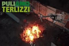 """Drone termico, successo per la raccolta fondi di """"Puliamo Terlizzi"""""""
