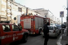 Fuga di gas in Via Medici (FOTO)
