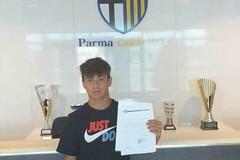 Il talento terlizzese Francesco Colamesta firma per il Parma