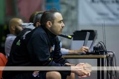Luca Mangiatordi è il preparatore atletico della nazionale di calcio a 5