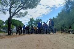 'Vivila in bici' stupisce ancora