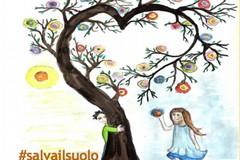 Festa dell'albero, lunedì i bambini della Pappagallo abbracciano gli alberi
