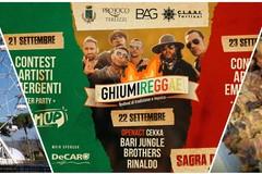 """Sabato la prima edizione del """"Ghiumireggae"""" Festival di tradizione e musica"""