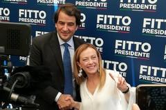 Giorgia Meloni lancia Raffaele Fitto e «la riscossa del Sud»