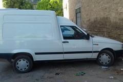Fiat Fiorino rubato ritrovato a Terlizzi