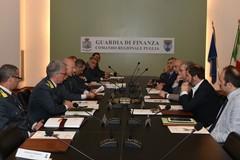 Spesa pubblica, prorogato l'accordo fra la Regione Puglia e la Guardia di Finanza