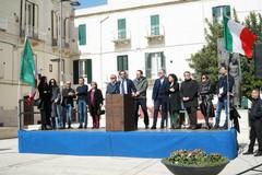 Marcello Gemmato: «A Roma per rappresentare il popolo, altrimenti tiratemi un pizzicotto»
