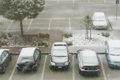 Neve a Terlizzi, rinviato inizio lavori rotatoria di viale Pacecco