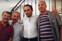 Il Sindaco Gemmato con Aldo, Giovanni e Giacomo: il video è virale