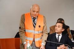 Gilet arancioni, Spagnoletti Zeuli: «Ha vinto l'amore per la terra»