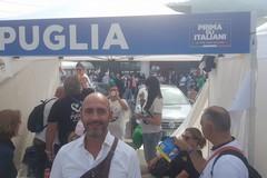 Anche Terlizzi a Pontida con il segretario della Lega Giuseppe Ranieri