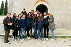 Gli studenti della III B del liceo scientifico Tedone di Ruvo alla scoperta di Terlizzi