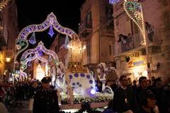 La Madonna del Rosario torna a casa / LE FOTO