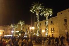 Accese le luminarie natalizie lungo le strade del centro di Terlizzi