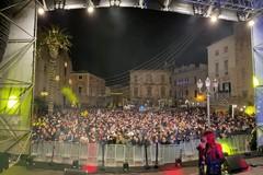 In migliaia in piazza Cavour per il Capodanno a Terlizzi