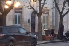 Assalto al bancomat in corso Dante