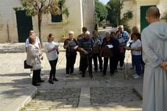 Pellegrini di Modugno in visita al borgo di Sovereto