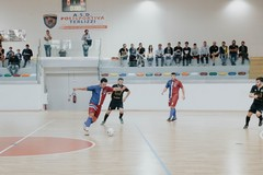 Futsal Terlizzi al lavoro per la seconda parte della stagione