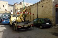 Auto rubata mesi fa, ritrovata nel centro storico di Terlizzi