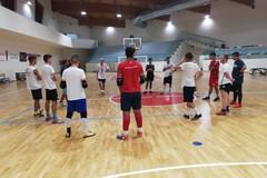 Al lavoro l'under 19 del Futsal Terlizzi