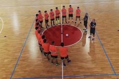 Il PalaFiori ha ospitato il corso di arbitri neo immessi nel calcio a cinque