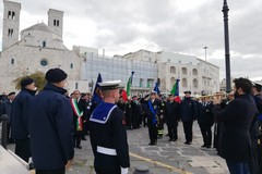L'ANMI Terlizzi in Capitaneria di Porto per l'omaggio a Santa Barbara