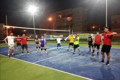 Alle 20.00 del 25 giugno il ritorno in campo per una partitella di volley