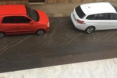 Vento e pioggia battente su Terlizzi. Trombe d'aria ad Andria, Molfetta e Bari