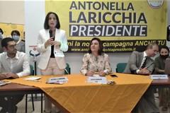 Regionali, Crimi e Catalfo lanciano la volata ad Antonella Laricchia